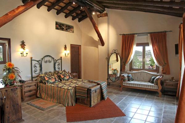 Habitación Junior Suite Hotel Masía la Mota