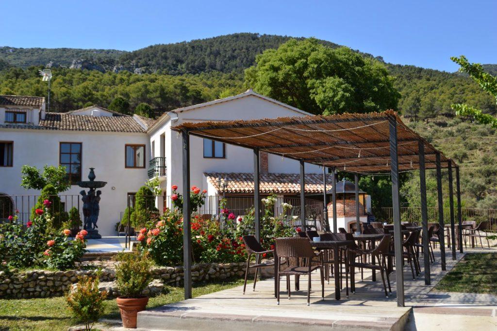 Hotel con encanto y restaurante Masía la Mota