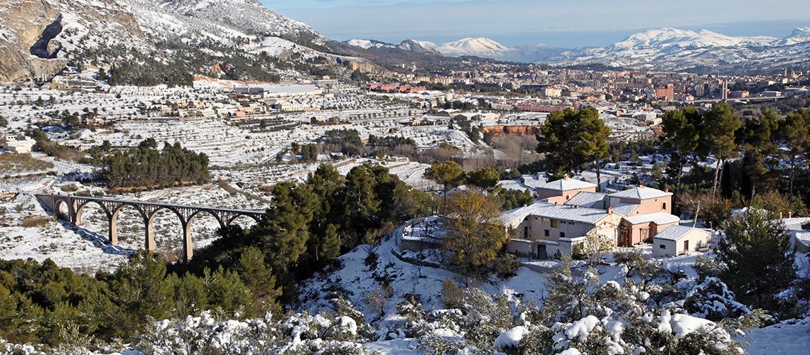 Hotel MAsia La Mota de invierno