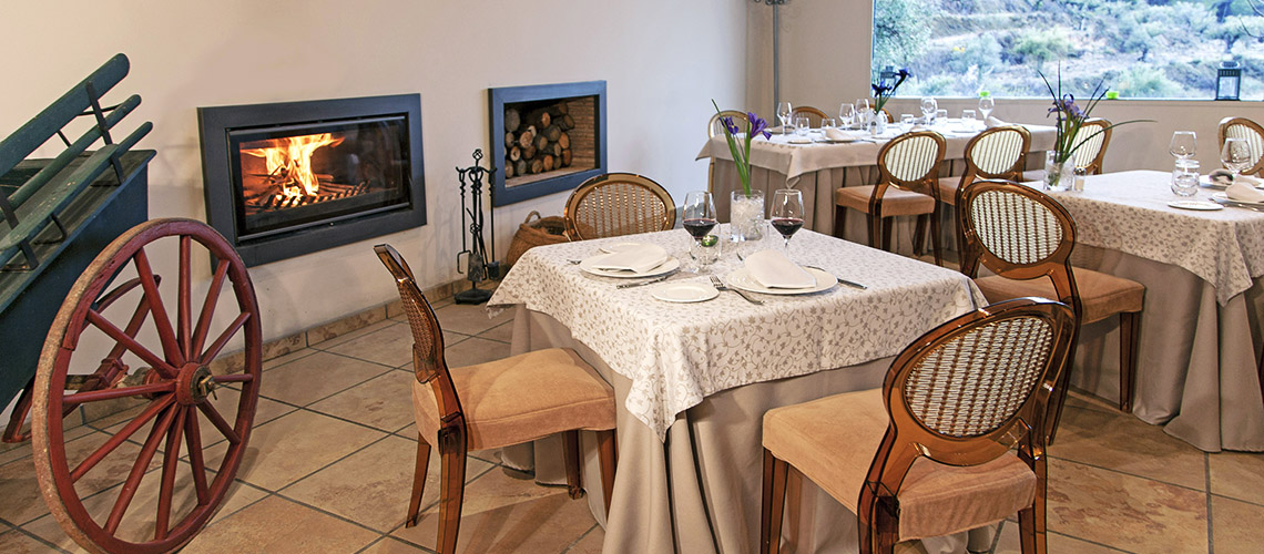 Restaurante Hotel Masia La Mota 5
