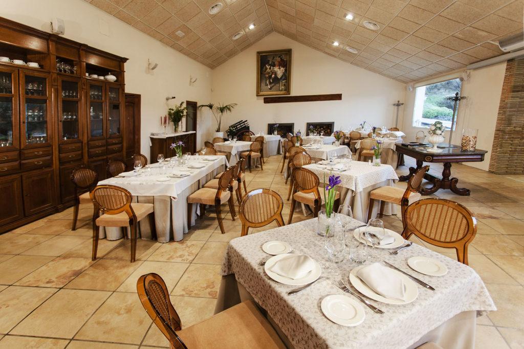 Restaurante Masia La Mota, Alcoy