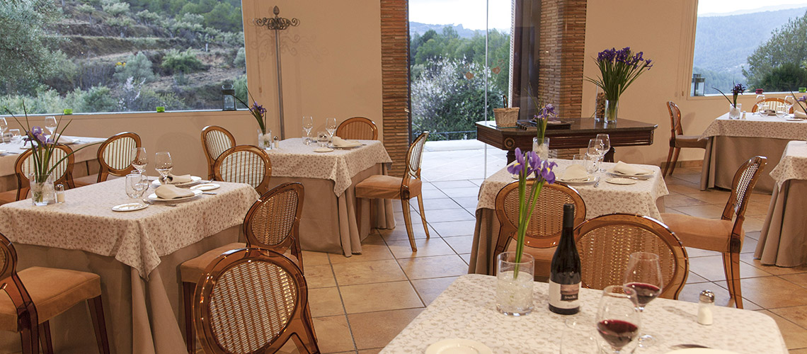 Restaurante Masia La Mota8