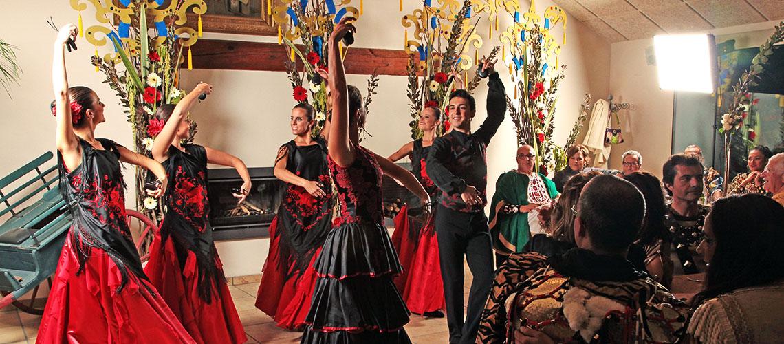 Fiesta Flamenca Masía la Mota