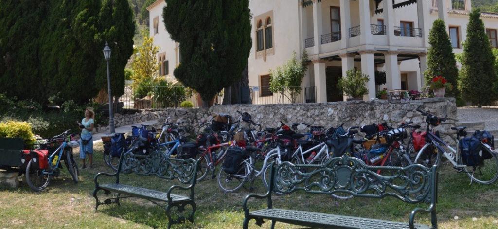 rutas ciclistas Alicante