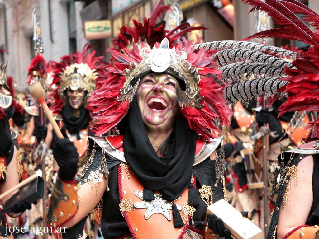 Fiestas de Moros y Cristianos de Alcoy, Hotel Masia La Mota