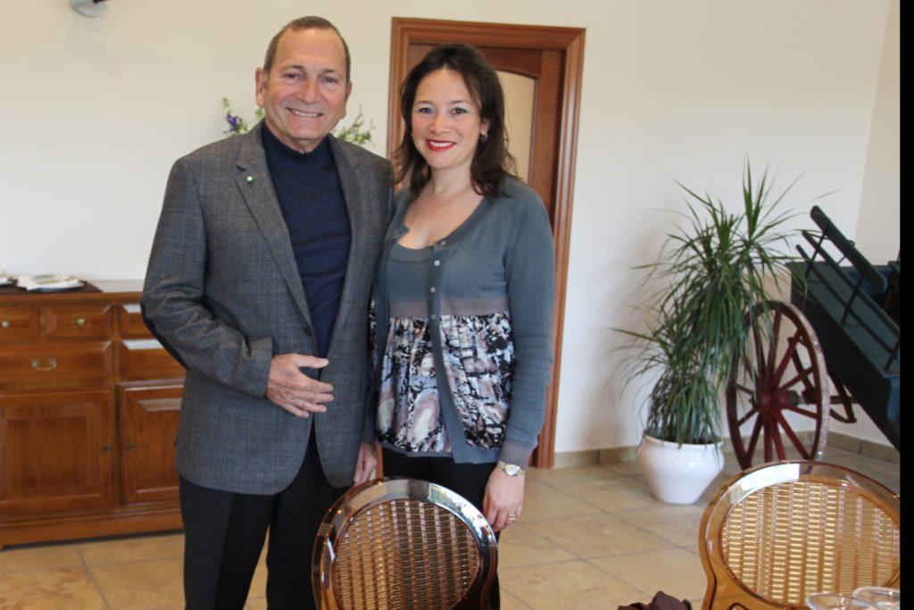 Edgar Ameglio e Indira Amaya Masia La Mota, Alcoy 8