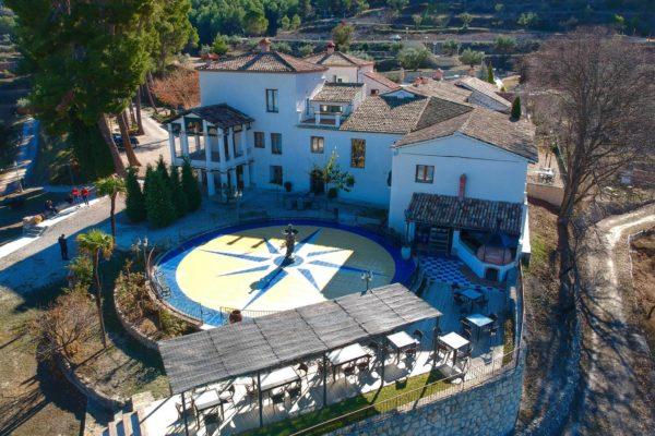 Mejor hotel rural de Alicante Guía Michelin