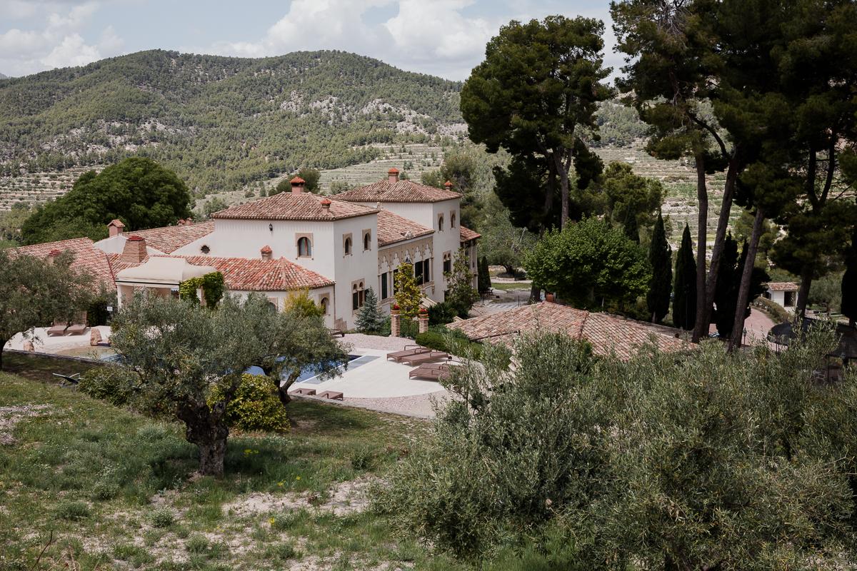 Hotel Rural en Alicante