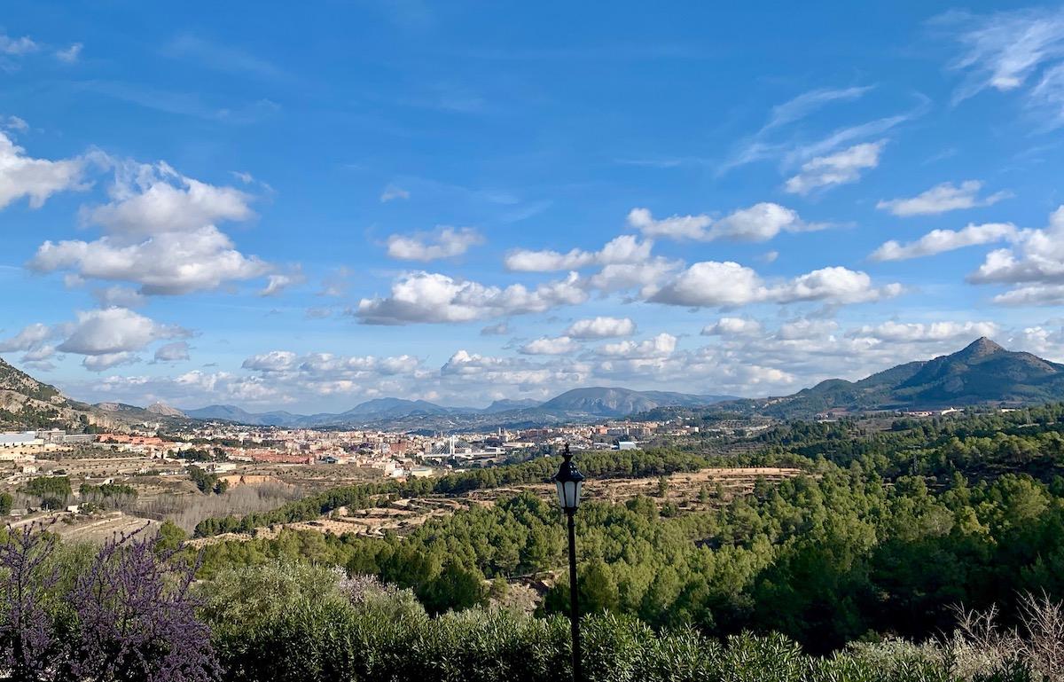 Montaña de Alicante
