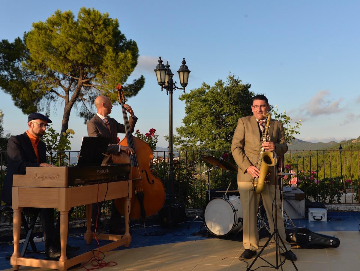 Concierto de Jazz en Masia La Mota